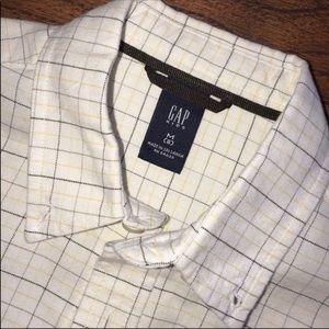 Boys Button down gap shirt